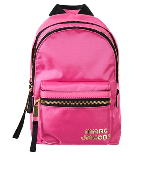 MARC JACOBS - PINK BACKPACK