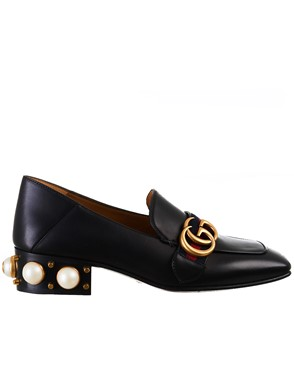 GUCCI - BLACK LOAFERS