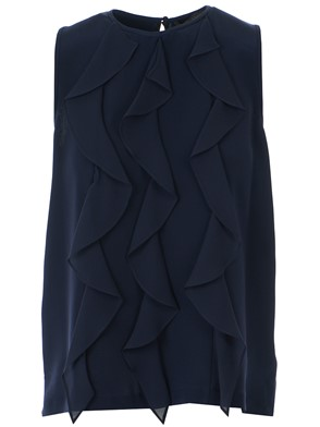 MAX MARA - BLUE TOP