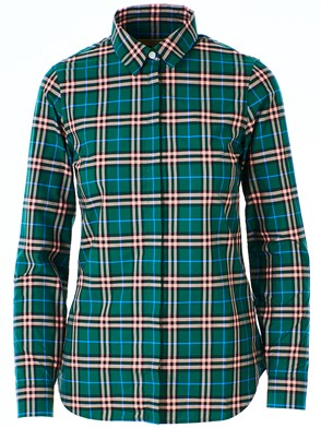 BURBERRY - GREEN SHIRT