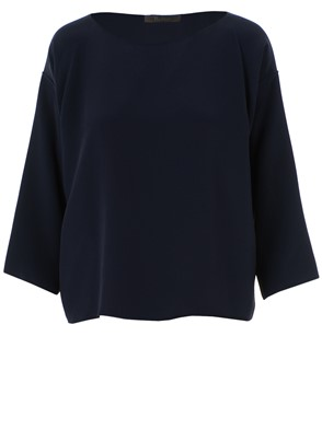 MAX MARA - BLUE TUNIC