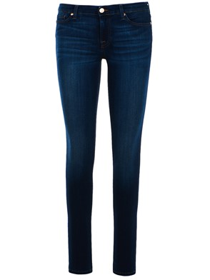 SEVEN FOR ALL MANKIND - BLUE PYPER JEANS