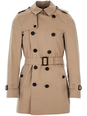 BURBERRY - COTTON TRENCH COAT