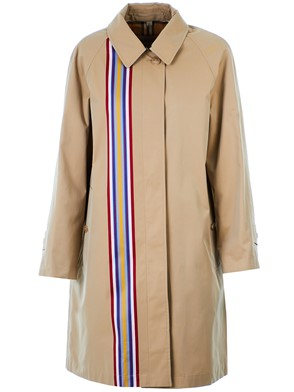 BURBERRY - BEIGE EASTBORNE TRENCH COAT