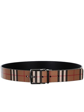 BURBERRY - BROWN BELT