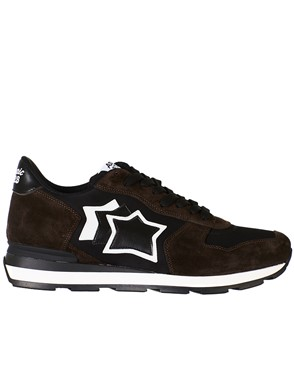 ATLANTIC STAR - BLACK ANTARES SNEAKERS