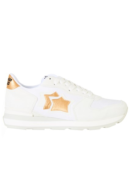 atlantic star WHITE VEGA SNEAKERS available on lungolivigno.com - 25461 acac9147775