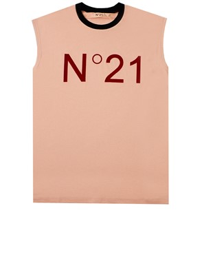N21 - T-SHIRT NUDE