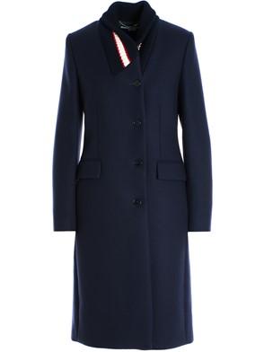 STELLA MC CARTNEY - BLUE COAT