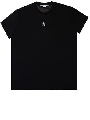 STELLA MC CARTNEY - BLACK T-SHIRT