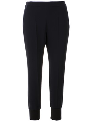 STELLA MC CARTNEY - BLACK JULIA PANTS