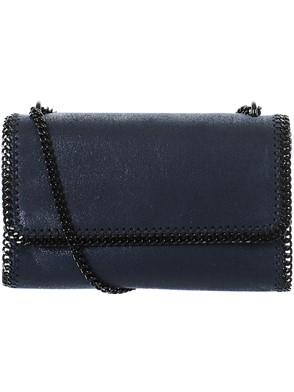 STELLA McCARTNEY - BLUE CROSS BODY BAG