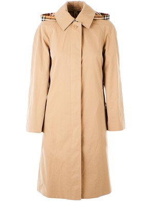 BURBERRY - BEIGE RICHMOND TRENCH COAT