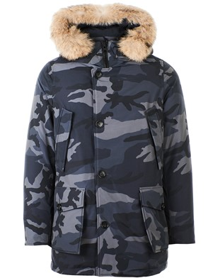 WOOLRICH - COTTON PARKA
