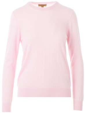 BURBERRY - PINK SWEATER