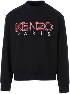 KENZO - BLACK SWEATSHIRT