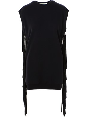 MSGM - COTTON SLEEVELESS DRESS