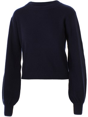 SEE BY CHLOE' - BLUE SWEATER
