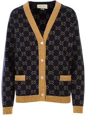 GUCCI - BLUE CARDIGAN