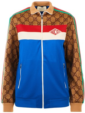 GUCCI - NYLON SWEATSHIRT