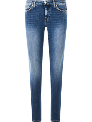 SEVEN FOR ALL MANKIND - JEANS BLU