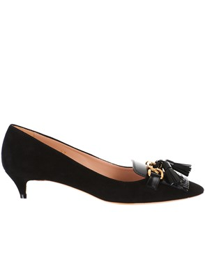TOD'S - BLACK PUMPS