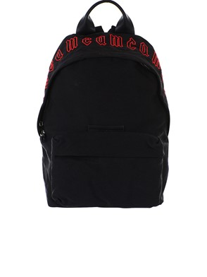 McQ ALEXANDER MCQUEEN - COTTON BACKPACK
