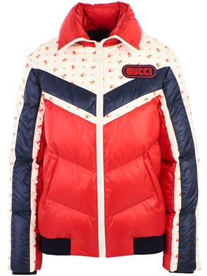 GUCCI - RED DOWN JACKET