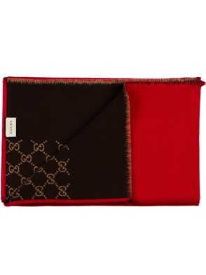 GUCCI - RED SCARF
