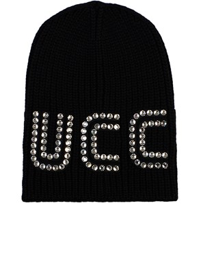GUCCI - BLACK GUCCY HAT