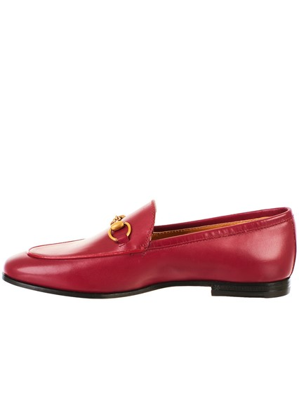 5fb79795f18 gucci LEATHER LOAFERS available on lungolivigno.com - 25787