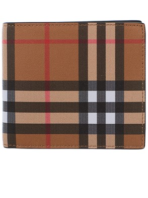 BURBERRY - BROWN WALLET