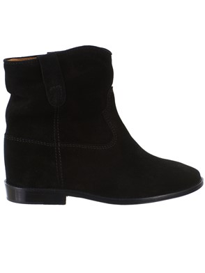 ISABEL MARANT - SUEDE ANKLE BOOTS
