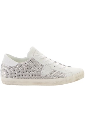 PHILIPPE MODEL - SNEAKER PARIS BIANCA