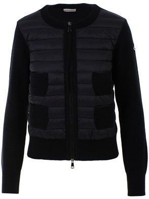 MONCLER - BLACK DOWN JACKET