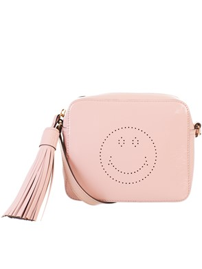 ANYA HINDMARCH - PINK MINI BAG