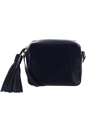 ANYA HINDMARCH - BLUE MINI BAG