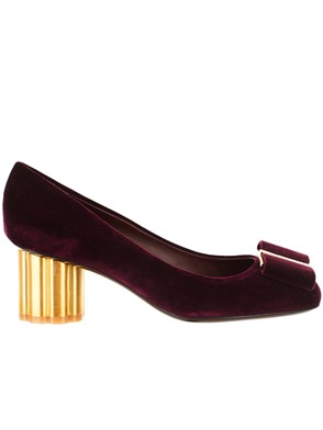 SALVATORE FERRAGAMO - VIOLET PUMPS