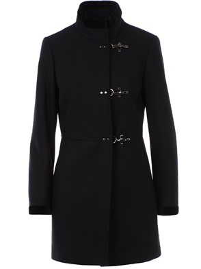 FAY - BLACK VIRGINIA COAT