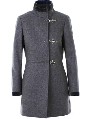 FAY - GREY VIRGINIA COAT