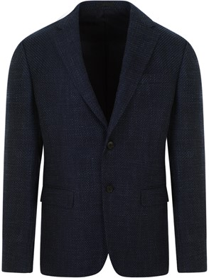 Z ZEGNA - WOOL AND COTTON BLAZER