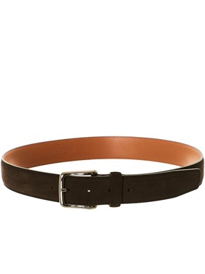 TOD'S - BROWN BELT