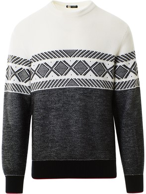 Z ZEGNA - WHITE SWEATER
