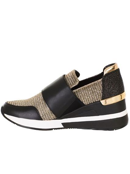 Oro Chelsie Su Sneaker Nera Kors E Michael 0Nmnw8