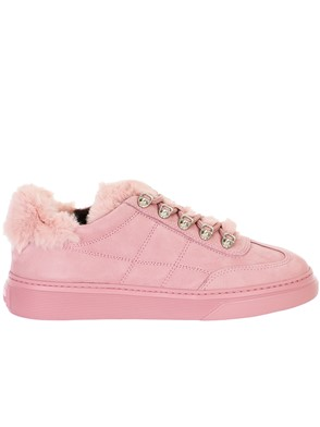 HOGAN - PINK SNEAKERS