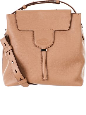 TOD'S - BROWN NEW JOY BAG