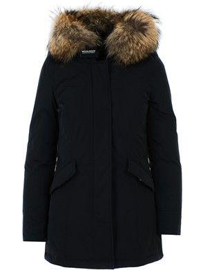 WOOLRICH - PARKA WS LUXURY ARTIC NERO