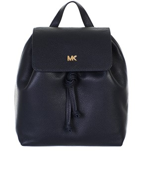 MICHAEL KORS - BLUE JUNIE BACKPACK
