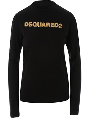 DSQUARED2 - BLACK SWEATER