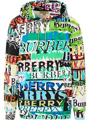 BURBERRY - MULTICOLOR SWEATSHIRT